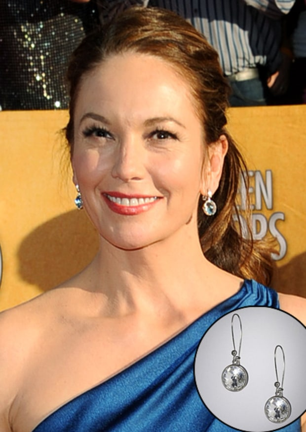 Diane Lane's Earrings