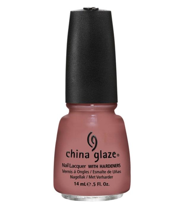 China Glaze Grey Nail Polish: Hunger Games Nail Polish: Colours From The