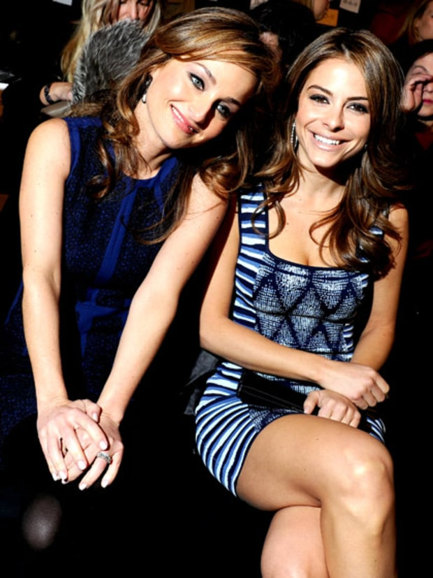 Giada De Laurentiis and Maria Menounos