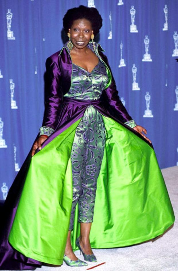 Whoopi Goldberg | Oscars' Worst Dressed of All Time! | Us ...