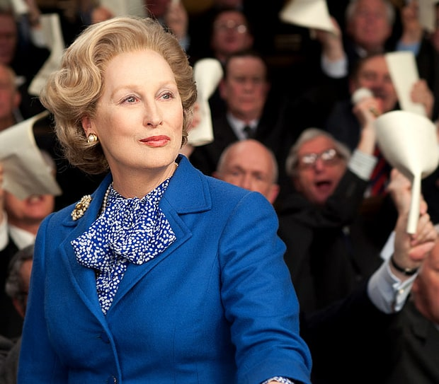 Best Actress: Meryl Streep