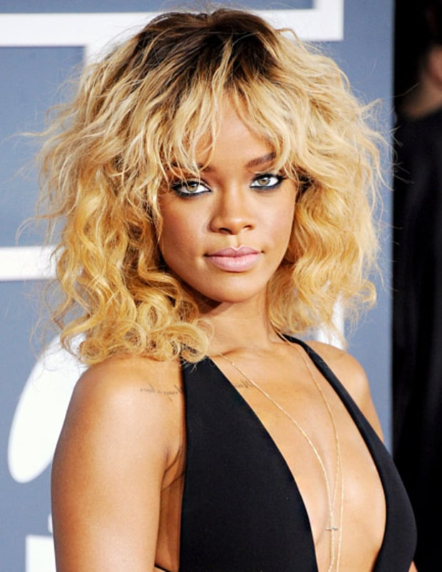 Rihanna Blonde Hair 62