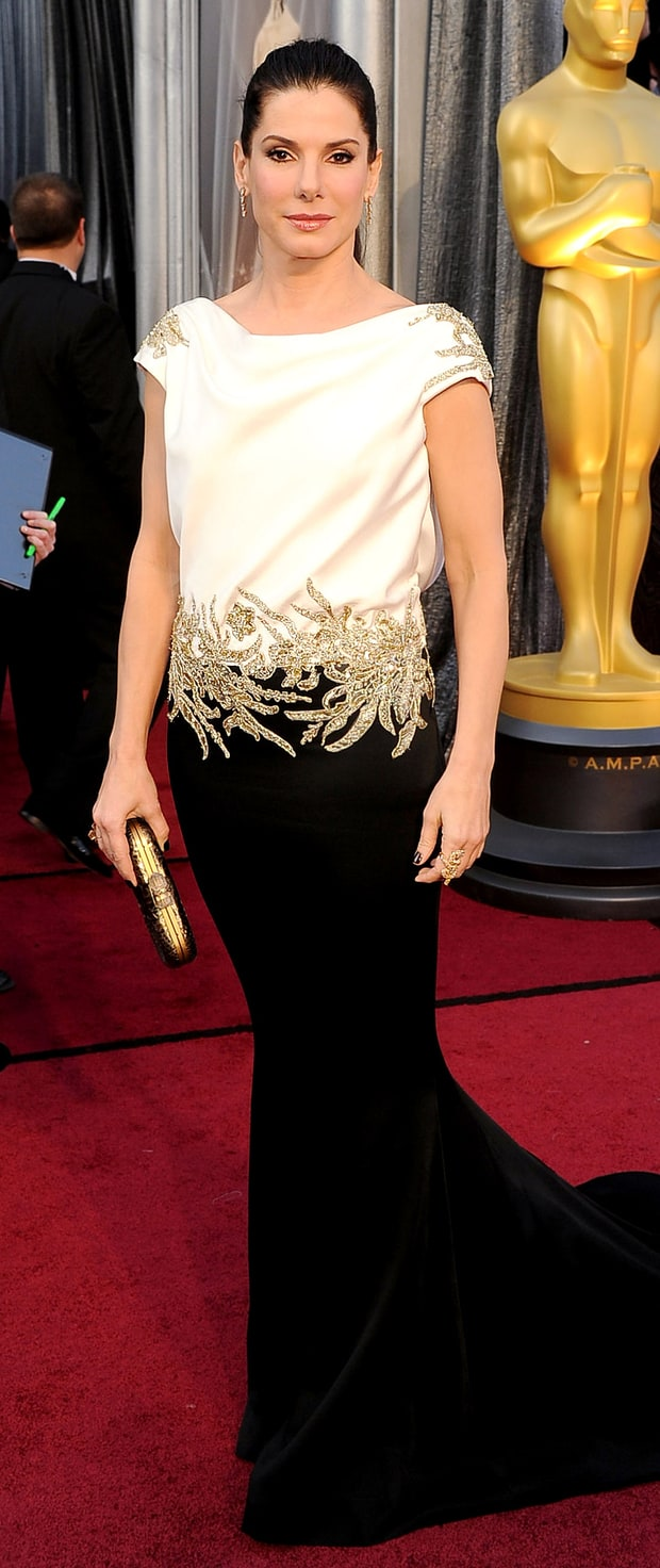 Sandra Bullock at the 84th Annual Academy Awards