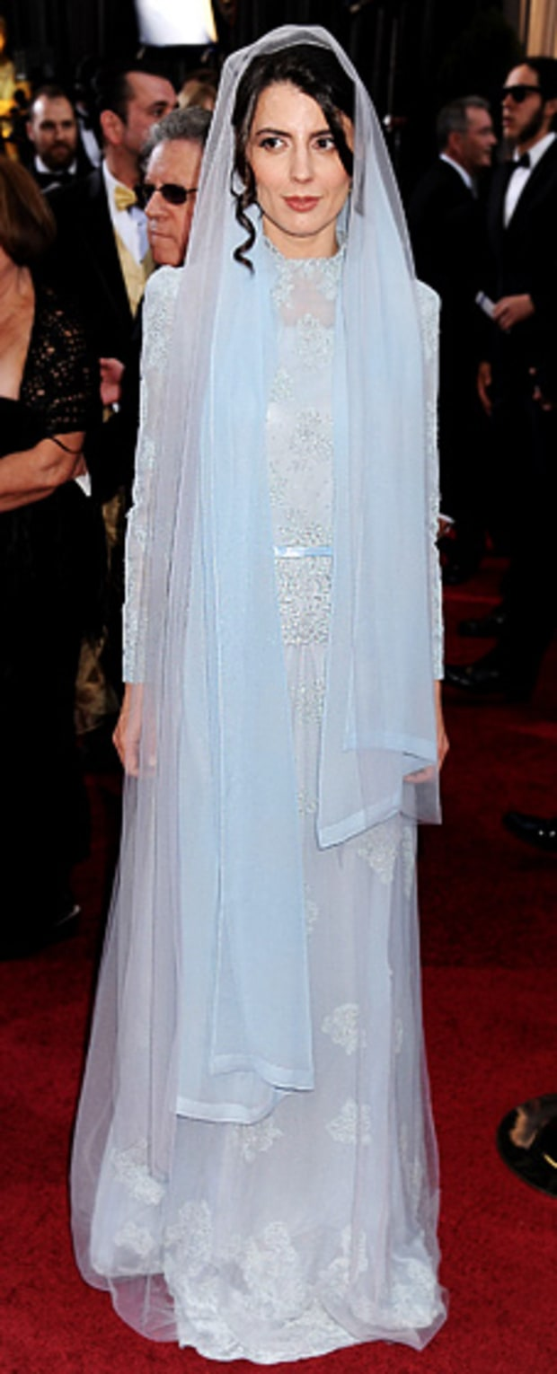 Leila Hatami at the 84th Annual Academy Awards