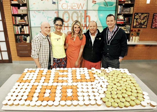 Cheers to The Chew!