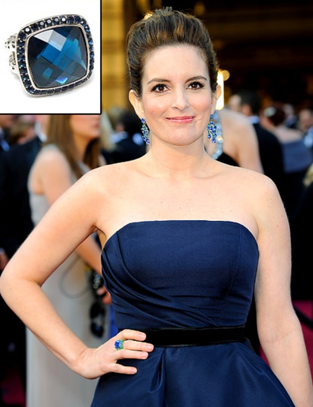 Tina Fey's Bauble