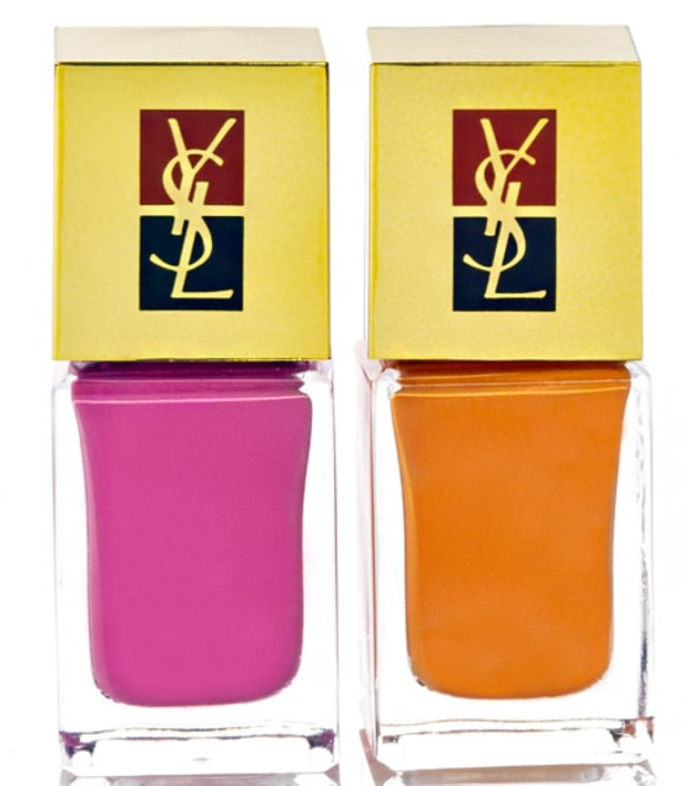 YSL Manicure Couture Nail Polish Duo