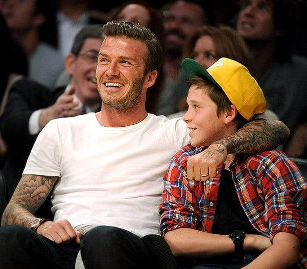 Beckham Boys' Night!