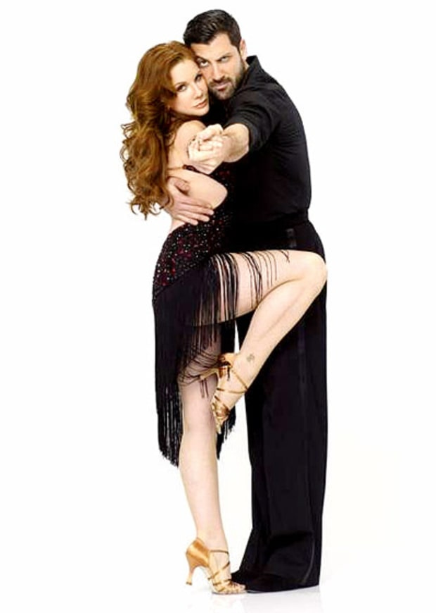 Melissa Gilbert Dancing With The Stars Meet The Cast Us Weekly