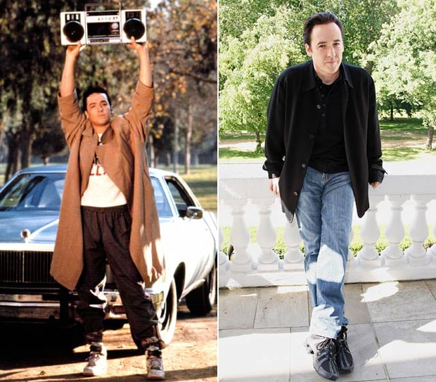 John Cusack | '80s Hunks: Then & Now | Us Weekly