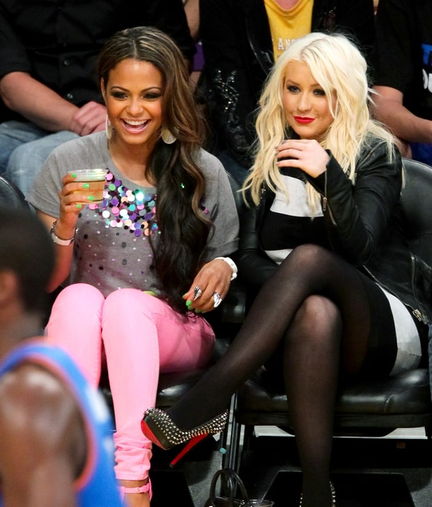 Courtside Christinas