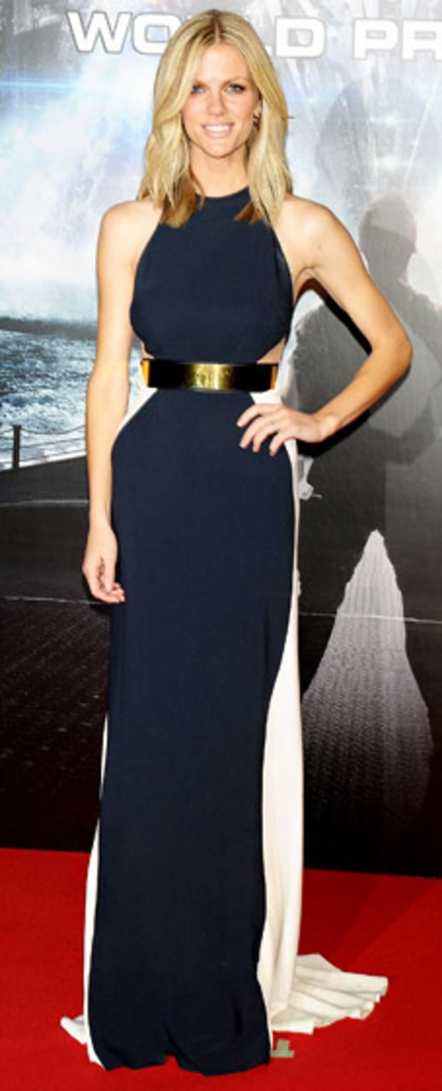 Brooklyn Decker: Battleship World Premiere