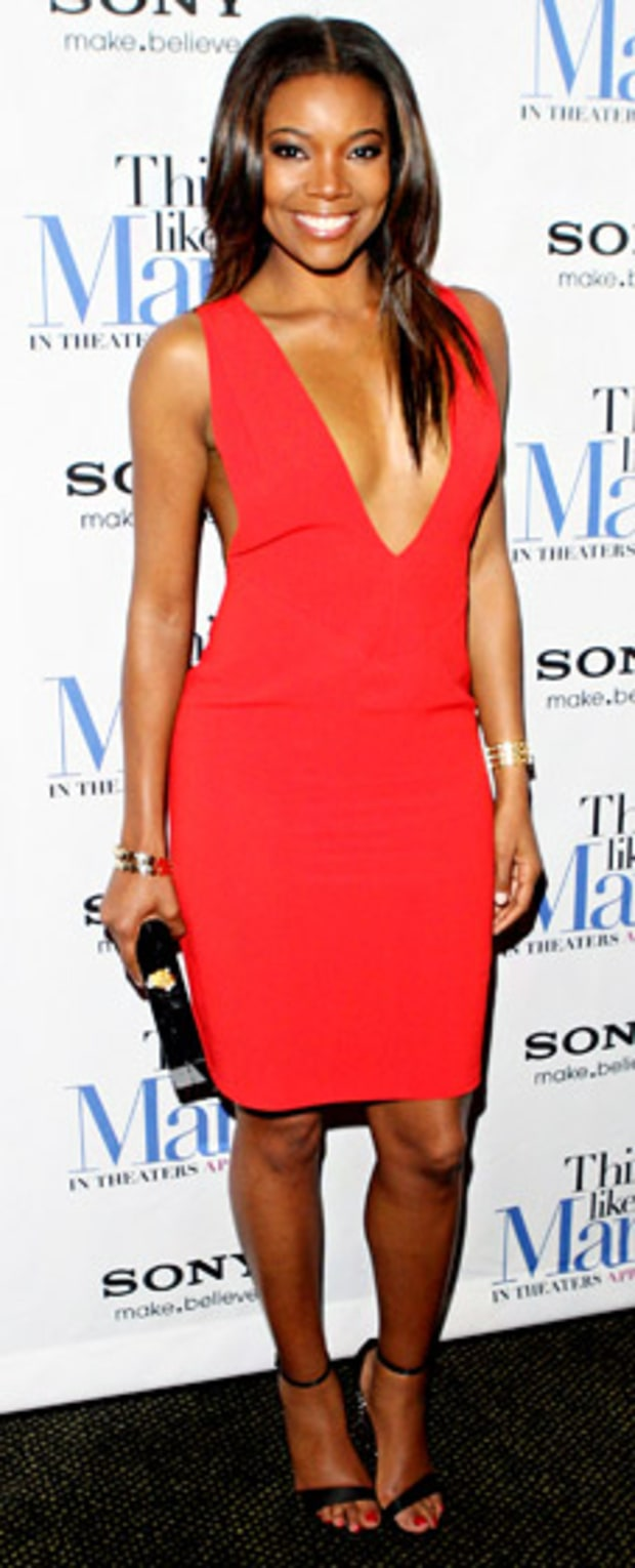 Gabrielle Union: Think Like a Man NYC Screening