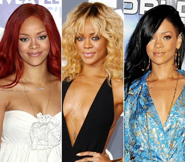 Best Wig-Out: Rihanna