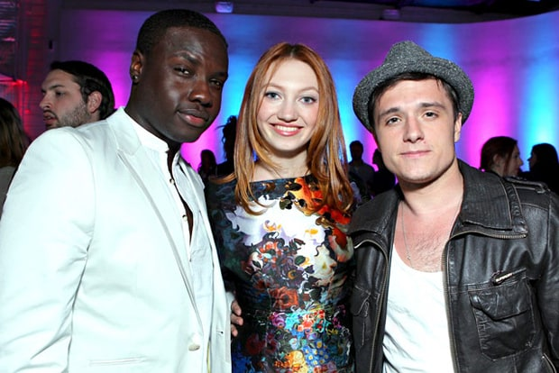 Hunger Games Reunion!