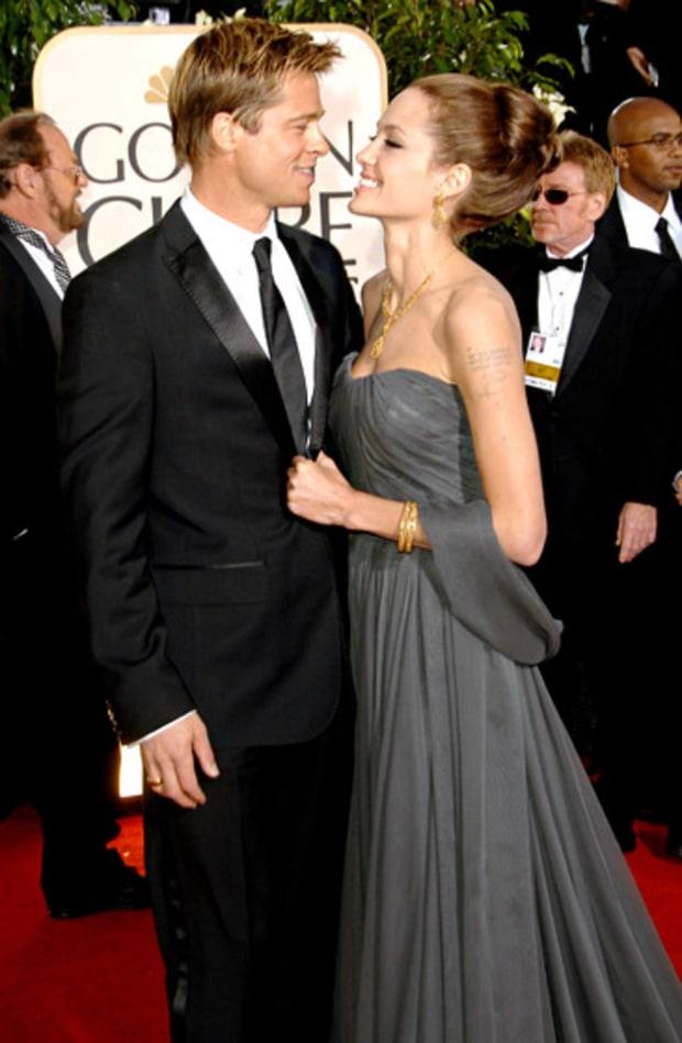 January 2007 | Brad Pitt and Angelina Jolie: The Way They ... Angelina Jolie And Brad Pitt