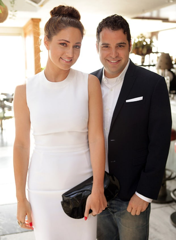 Mariel Haenn and Rob Zangardi: The Hot Stylists