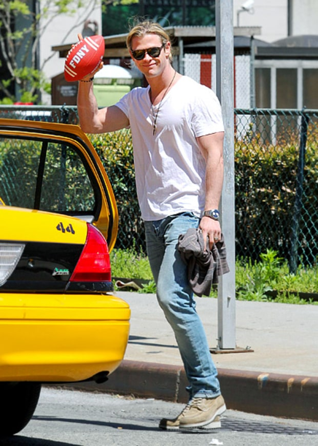Hunkiest Hemsworth?