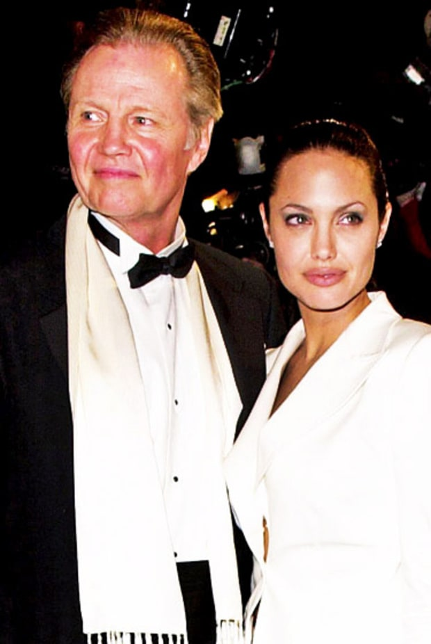 Angelina Jolie vs. Jon Voight