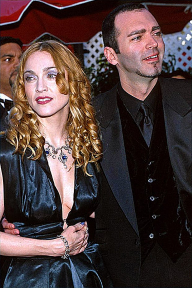Madonna vs. Christopher Ciccone