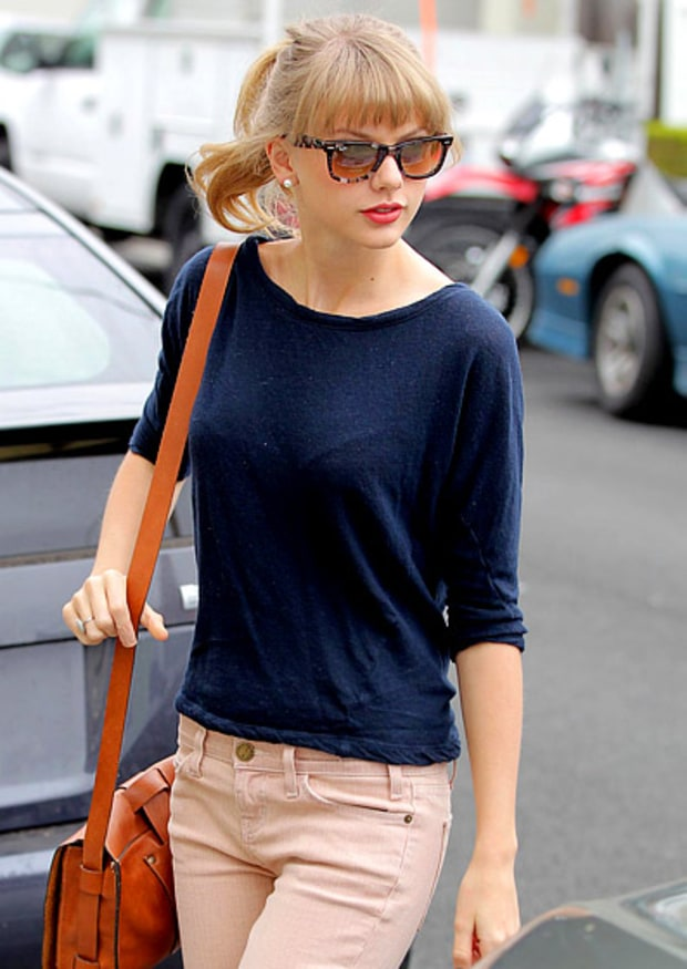 Taylor's Chic Cords