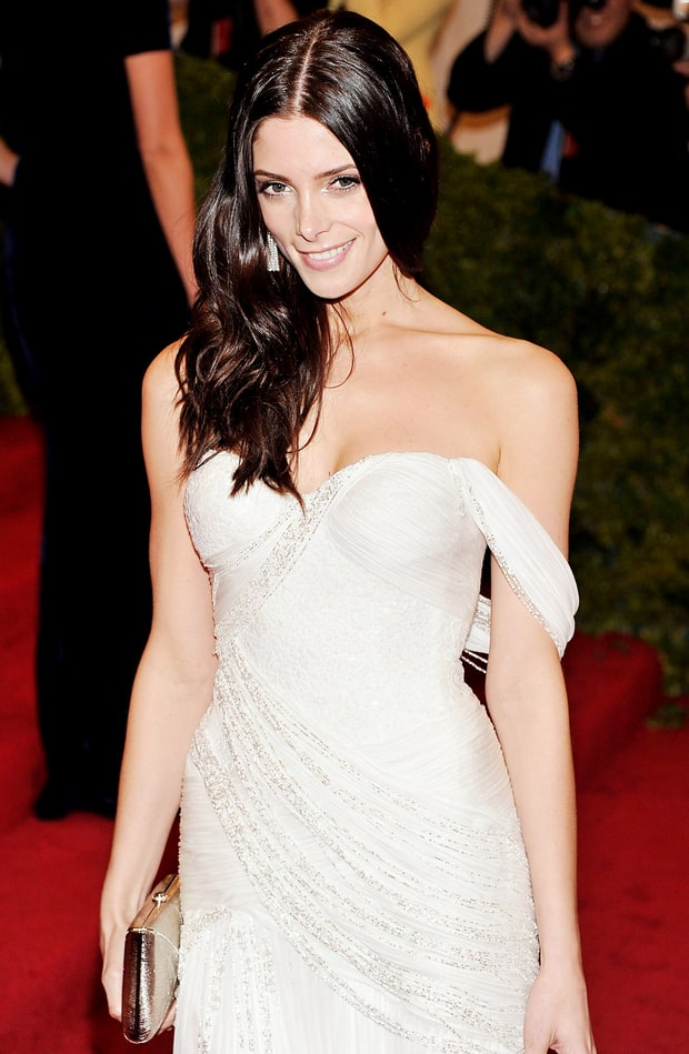 Best High-Shine Style: Ashley Greene