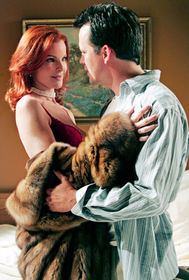 Marcia Cross - Then
