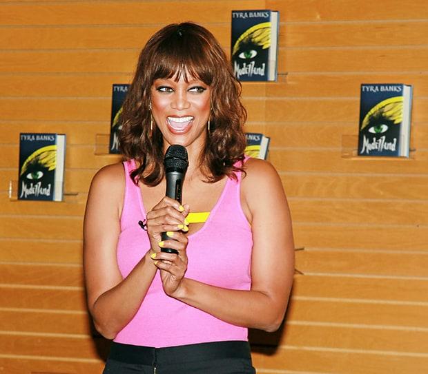 Tyra Banks Novel: Celebrity Diva To Dealmaker
