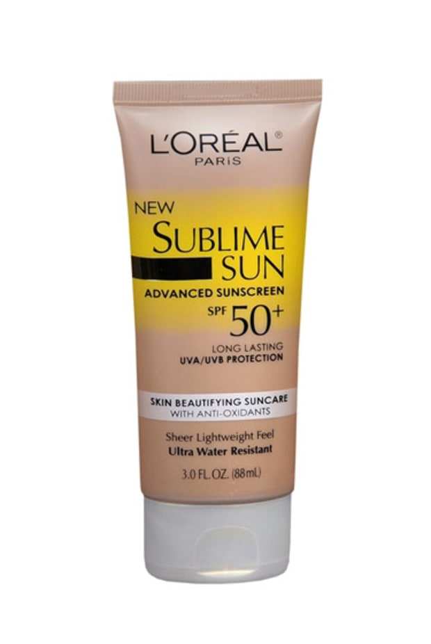 L'Oreal Paris Sublime Sun SPF 50+