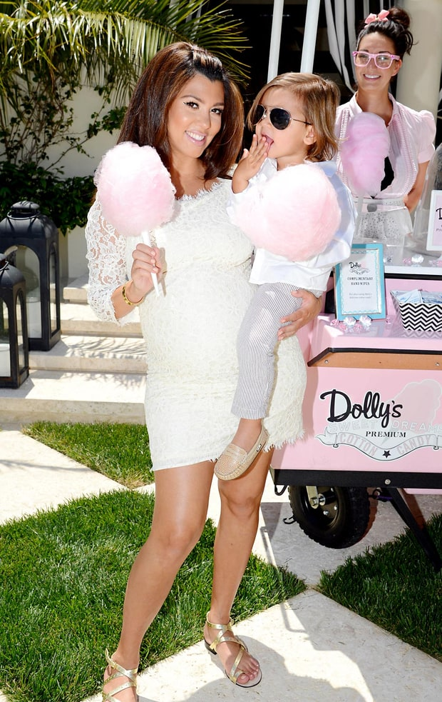 Sugar Rush | Inside Kourtney Kardashian's Baby Shower ...
