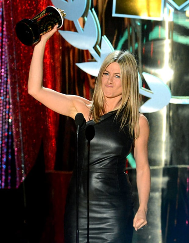 Aniston for the Win!