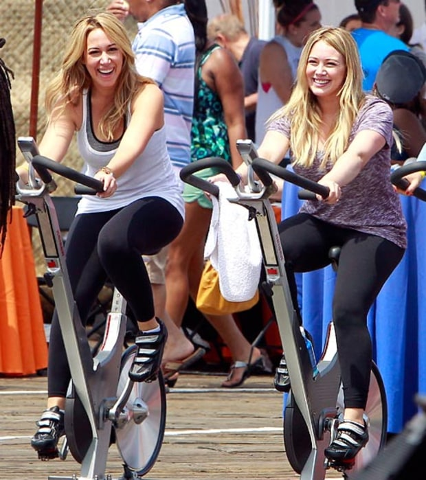 Spinning Sisters