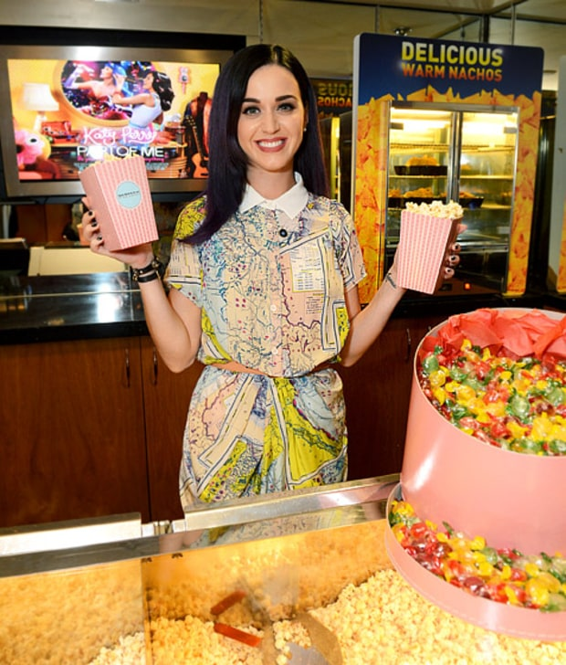 Katy's Movie Night!