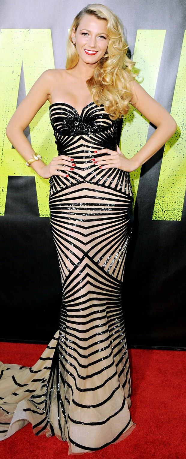 Blake Lively: Savages L.A. Premiere