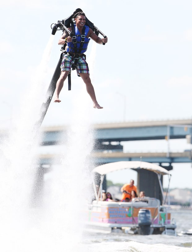 Jet Pack Pauly
