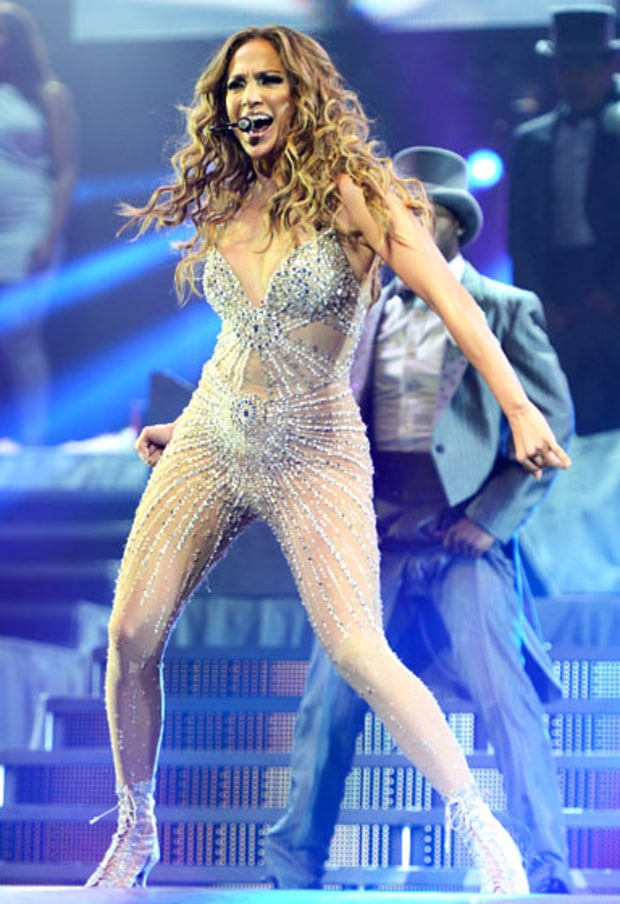 J.Lo's Big Night