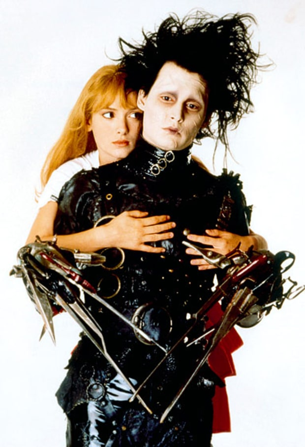 Edward Scissor Hands