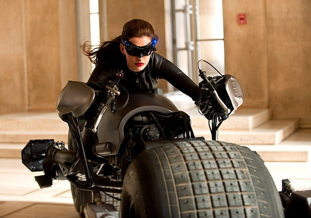 Catwoman's Ride