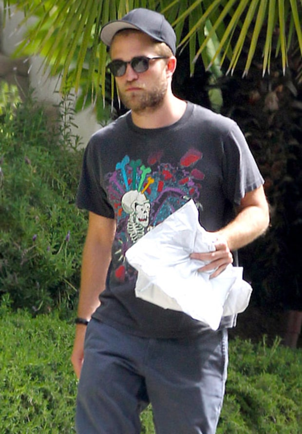 Rob's Beardy Again!