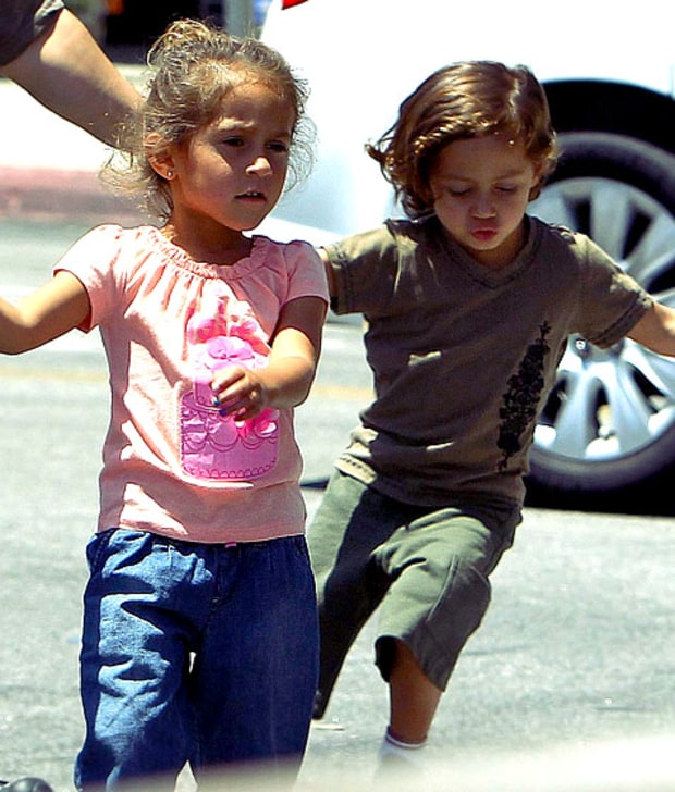 Max and Emme Anthony