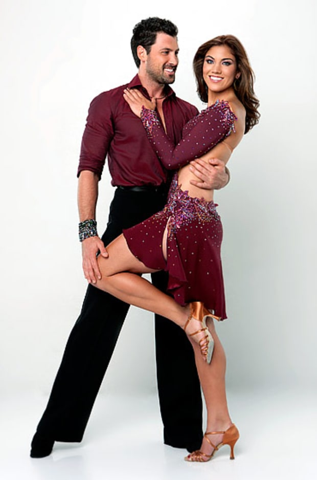 Hope Solo: Dancing with the Stars