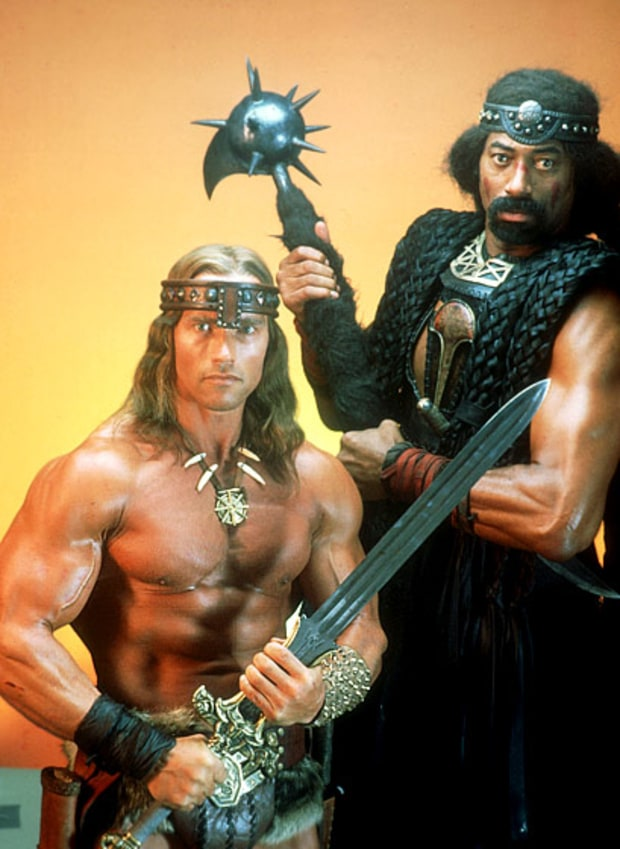 Conan The Barbarian