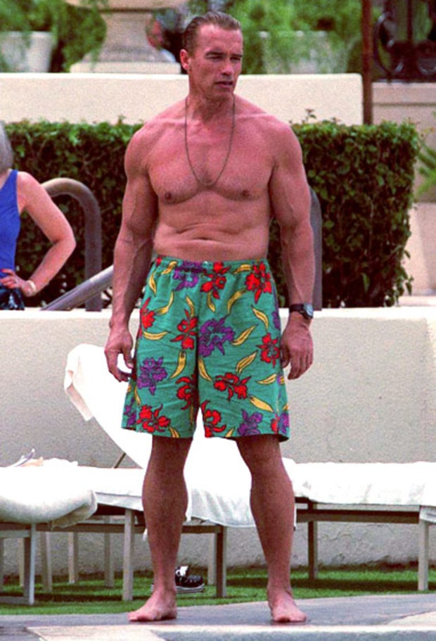 14 Times Arnold Schwarzenegger Inspired Us To Be Better Through