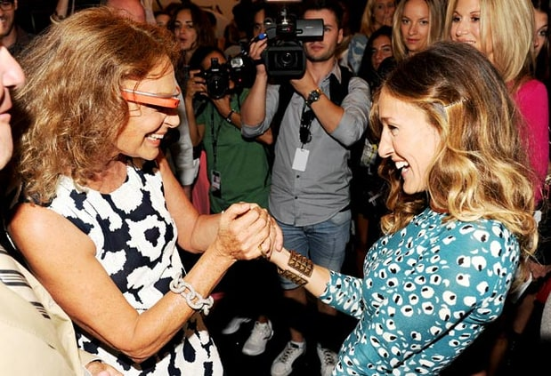 DVF and SJP!