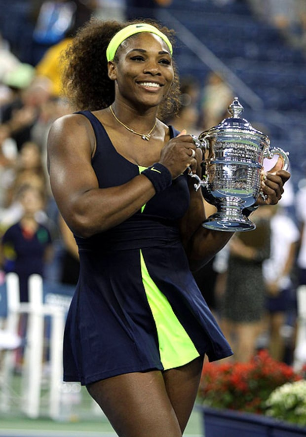 Serena's Unstoppable!