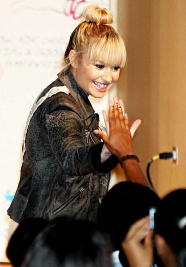 Demi's Big Surprise!