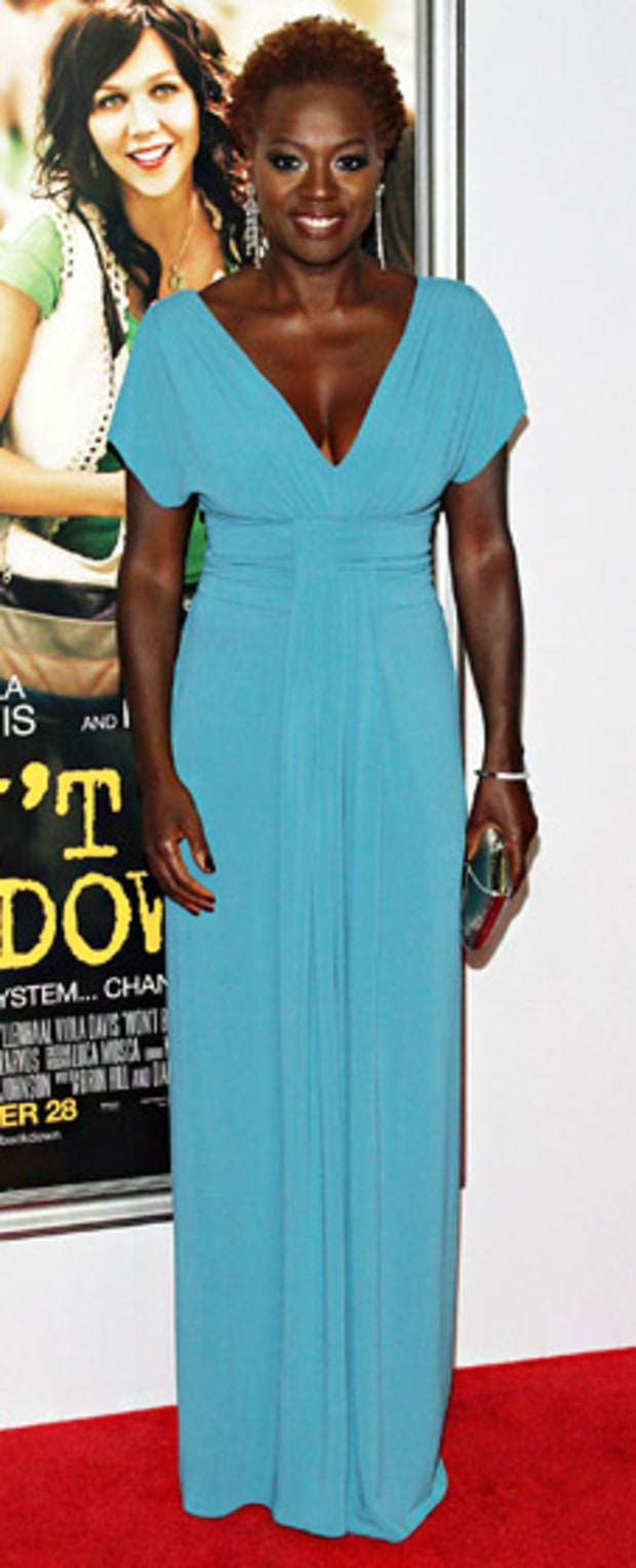 Viola Davis: Won't Back Down Premiere
