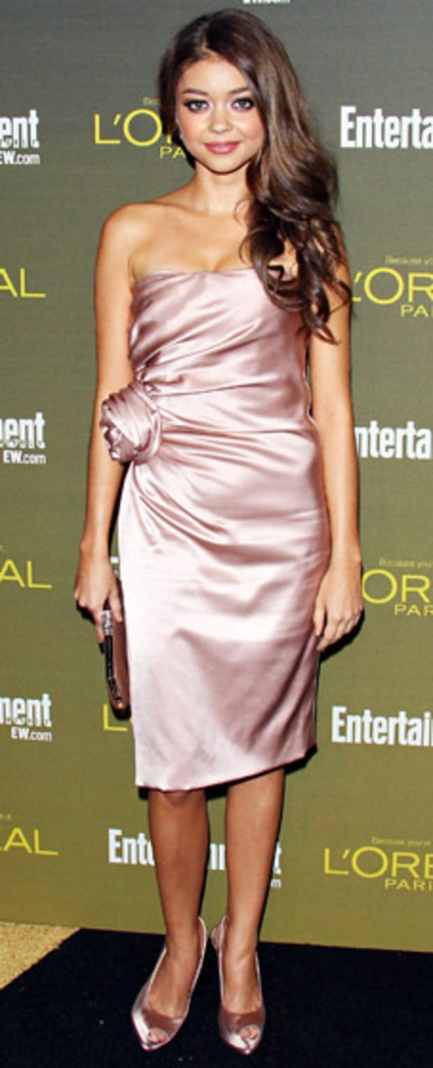 Sarah Hyland: Entertainment Weekly Pre-Emmy Party