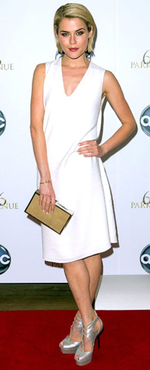 Rachael Taylor: 666 Park Avenue Screening