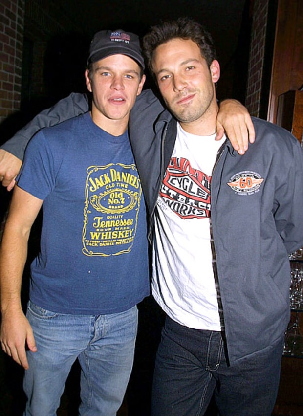 Matt Damon's 31st Birthday